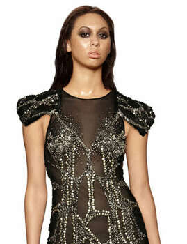 Dominique Waldrup of Houston: America's Next Top Model, Cycle 16 (2011)