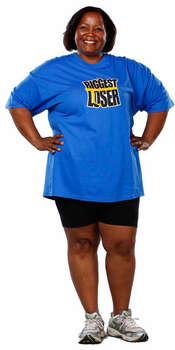 Cherita Andrews of Houston:  Biggest Loser: Couples 3, Season 9 (2010)