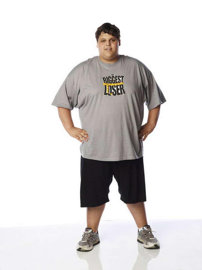 "Isaac ""Chism"" Cornelison of Magnolia: The Biggest Loser: No Excuses, Season 13 (2012)"