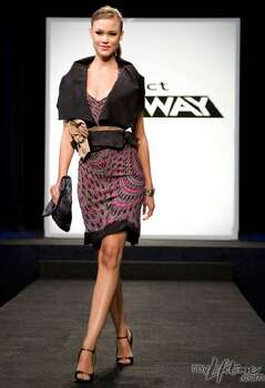 Kayln Hemphill of Lake Jackson: Project Runway, Season 6 (2009) Photo: Greg Endries / Greg Endries