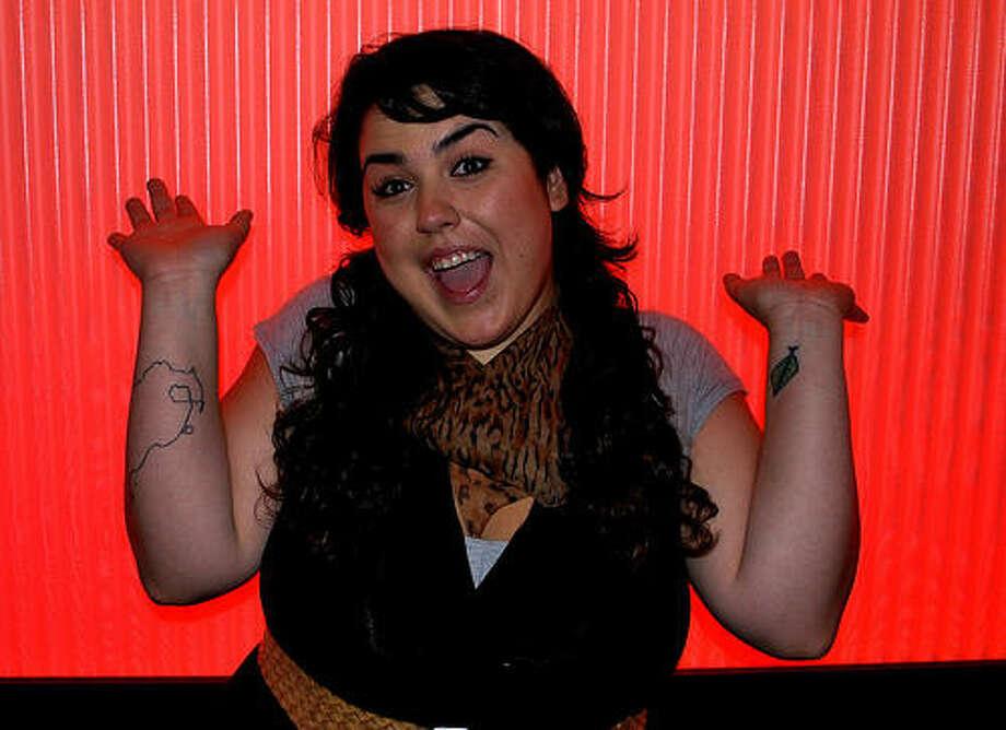 Hoja Lopez of Houston: The Voice, Season 2 (2012)