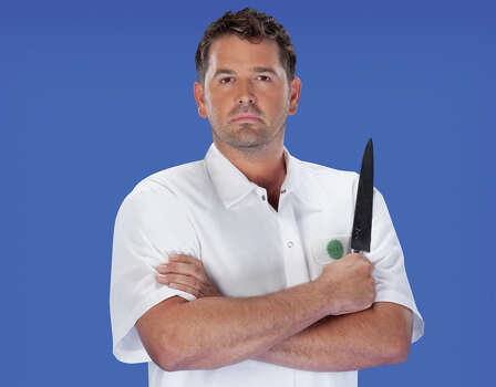 Bryan Caswell of Reef, Little Big's, El Real and Stella Sola in Houston: The Next Iron Chef (2010) Photo: Brad Swonetz, Food Network / handout email