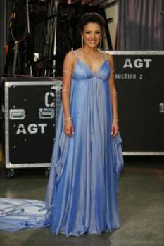 Barbara Padilla of Houston (via Guadalajara, Mexico): America's Got Talent, Season 4 (2009)