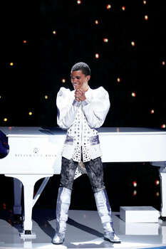 Daniel Joseph Baker of Katy: America's Got Talent, Season 7 (2012) Photo: Trae Patton, Trae Patton/NBC / ? NBCUniversal, Inc.