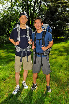 Michael and Kevin Wu of Sugar Land: The Amazing Race, Season 17 (2010)