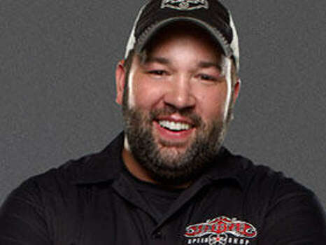 "Mike ""Big Mike"" Clark of Sugar Land: Trick My What?, Season 1 (2011) Photo: Mark DeLong, CMT / © Mark DeLong Photography 2011"