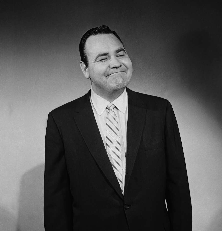 The Jonathan Winters Show, 1956. Photo: NBC, Getty Images / 2013 NBCUniversal Media, LLC