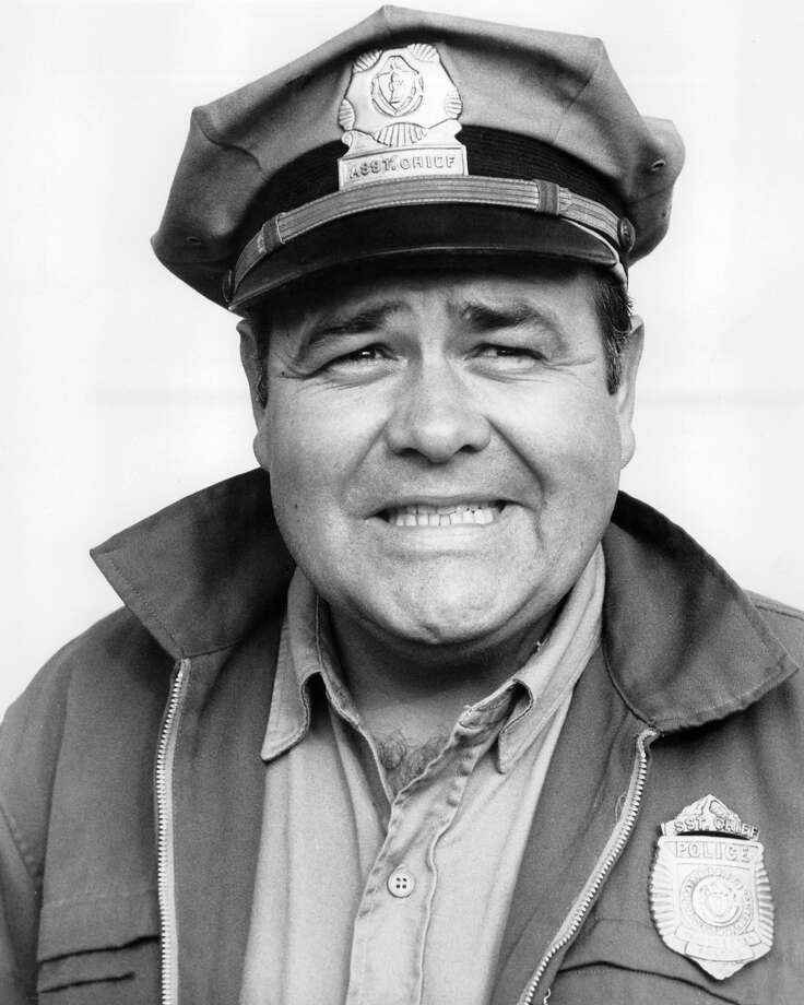 American comedian and actor Jonathan Winters as Officer Norman Jonas in 'The Russians Are Coming, the Russians Are Coming', directed by directed by Norman Jewison, 1966. Photo: Silver Screen Collection, Getty Images / 2012 Silver Screen Collection