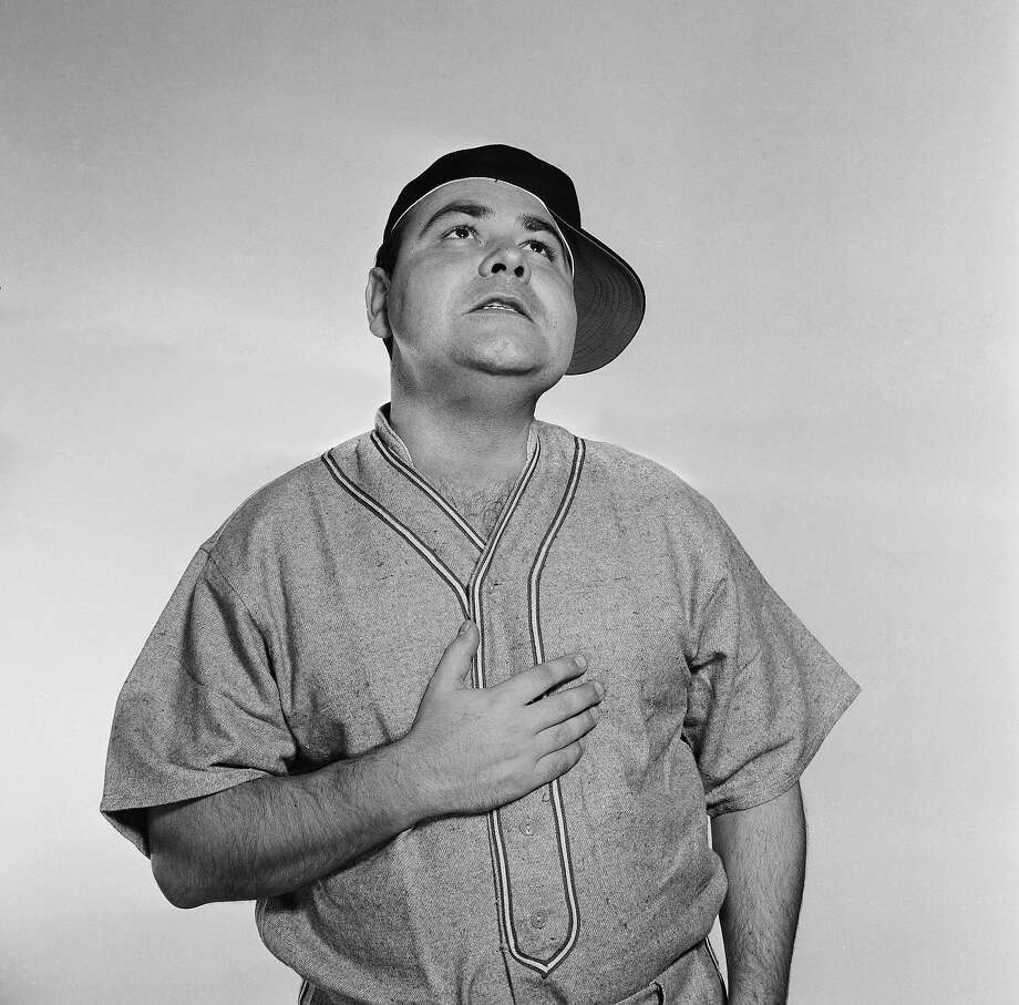 Actor/Comedian Jonathan Winters in 1956. Photo: NBC, Getty Images / 2012 NBCUniversal, Inc.