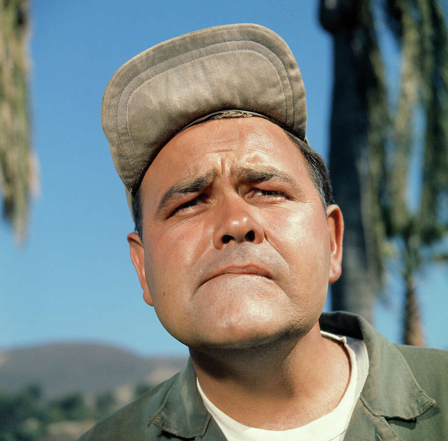 Actor/Comedian Jonathan Winters, 1963. Photo: NBC, Getty Images / 2012 NBCUniversal, Inc.
