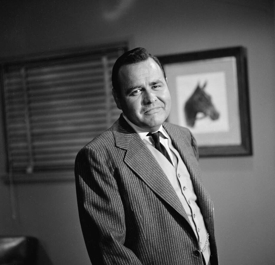 Portrait of American actor Jonathan Winters on an episode of the television show 'The Twilight Zone' entitled 'A Game of Pool' (directed by Buzz Kulik), Culver City, California, July 28, 1961. The episode was originally broadcast on October 13, 1961. Photo: CBS Photo Archive, Getty Images / 2009 CBS WORLDWIDE INC.