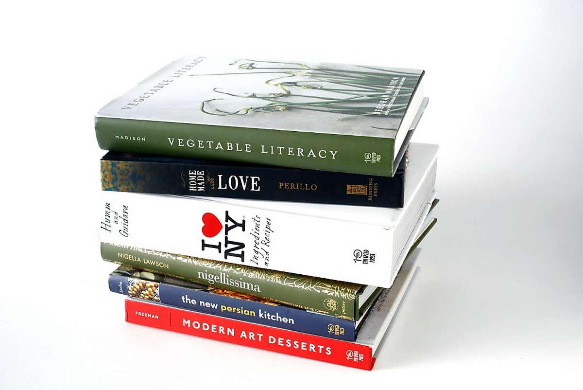 Our favorite cookbooks of spring.