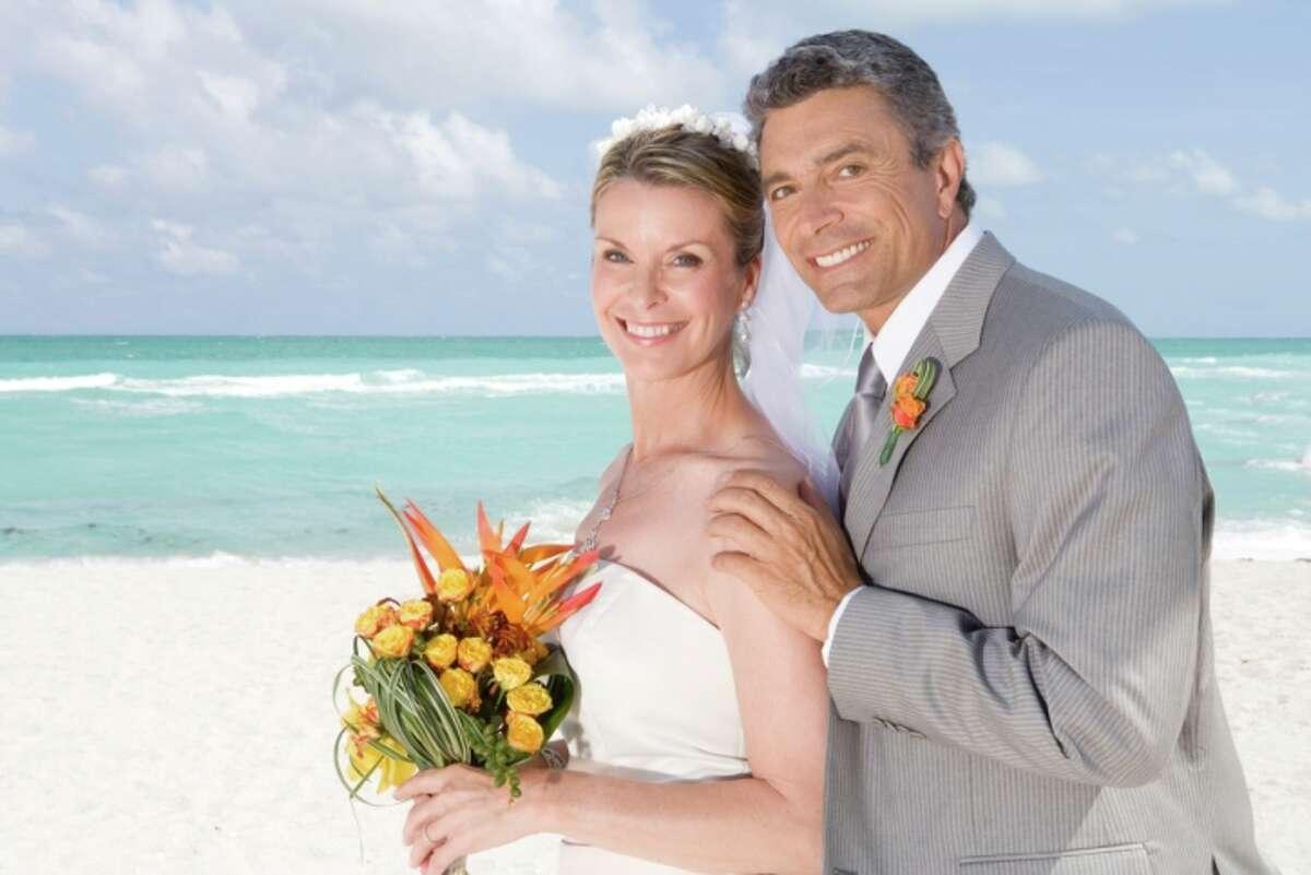 No. 19A wedding in Santa Barbara/Ventura, Calif, costs$38,025