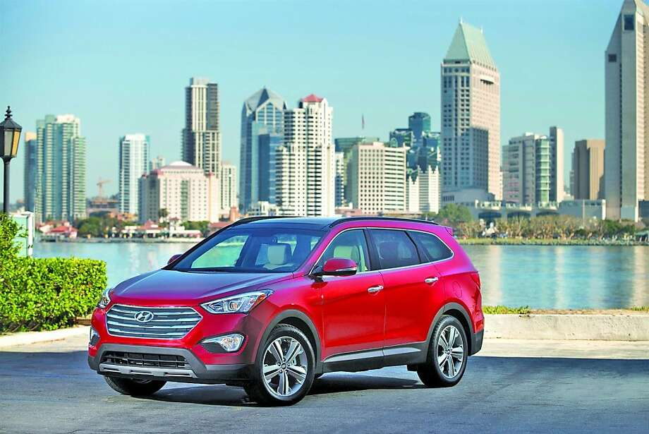 2013 Santa Fe Sport is available in two trim levels: a seven-passenger GLS and a six-passenger, more upscale Limited model. Photo: Courtesy Of Hyundai