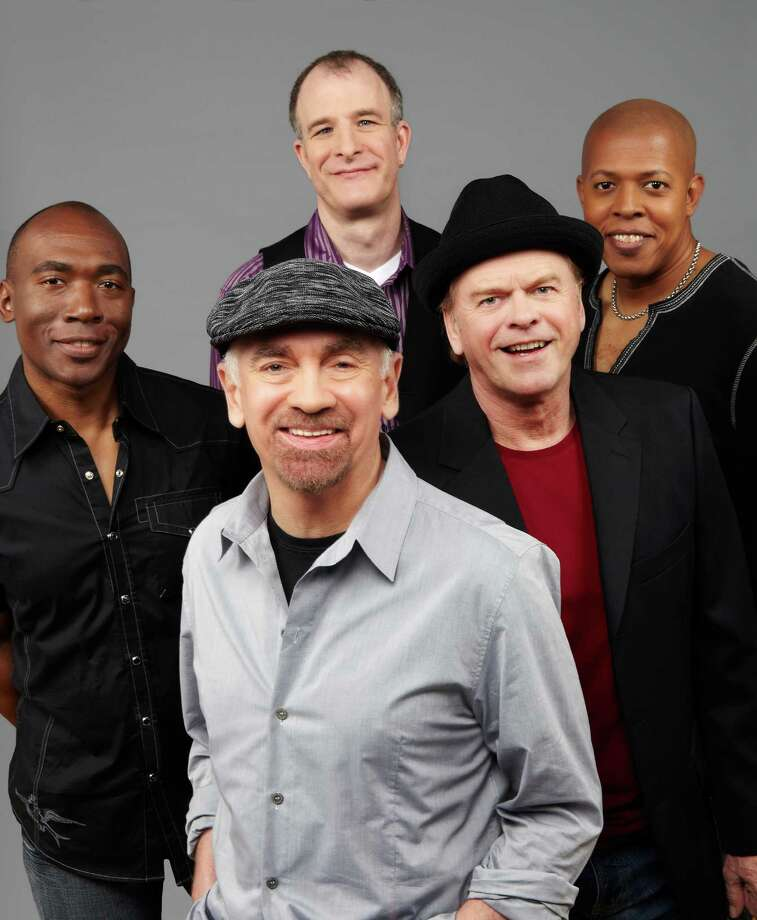 Thursday:Average White Band performs in an evening of music, wine, cheese and art at the Ridgefield Playhouse. Photo: Contributed Photo
