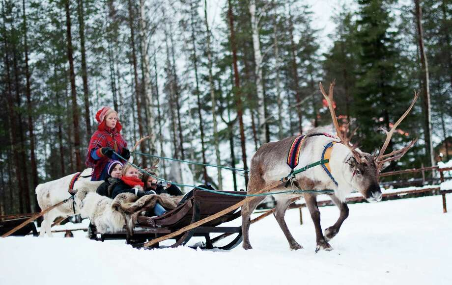 Finland is home to reindeer and, according to a 2012 report by the Economist Intelligence Unit, a great education system. South Korea ranks second, while the United States ranks 17th. Photo: JONATHAN NACKSTRAND, Stringer / ONLINE_YES