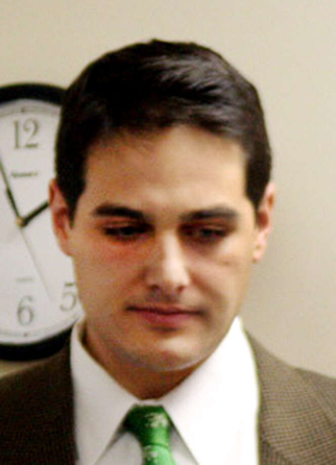 Joshua Nassi in Kent, Conn in Dec. 2007. Photo: Karen A. Chase, Karen A. Chase/Contributed Photo / Connecticut Post Contributed