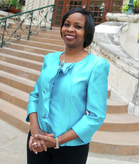 District 2 City Council candidate, and current Councilwoman, Ivy Taylor, in 2013. Photo: Courtesy Photo