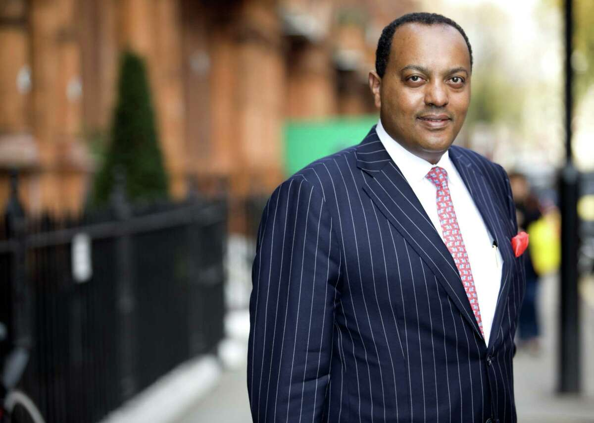 Tewodros Ashenafi is CEO of SouthWest Energy, an Ethiopian oil company seeking to bring oil there to market.