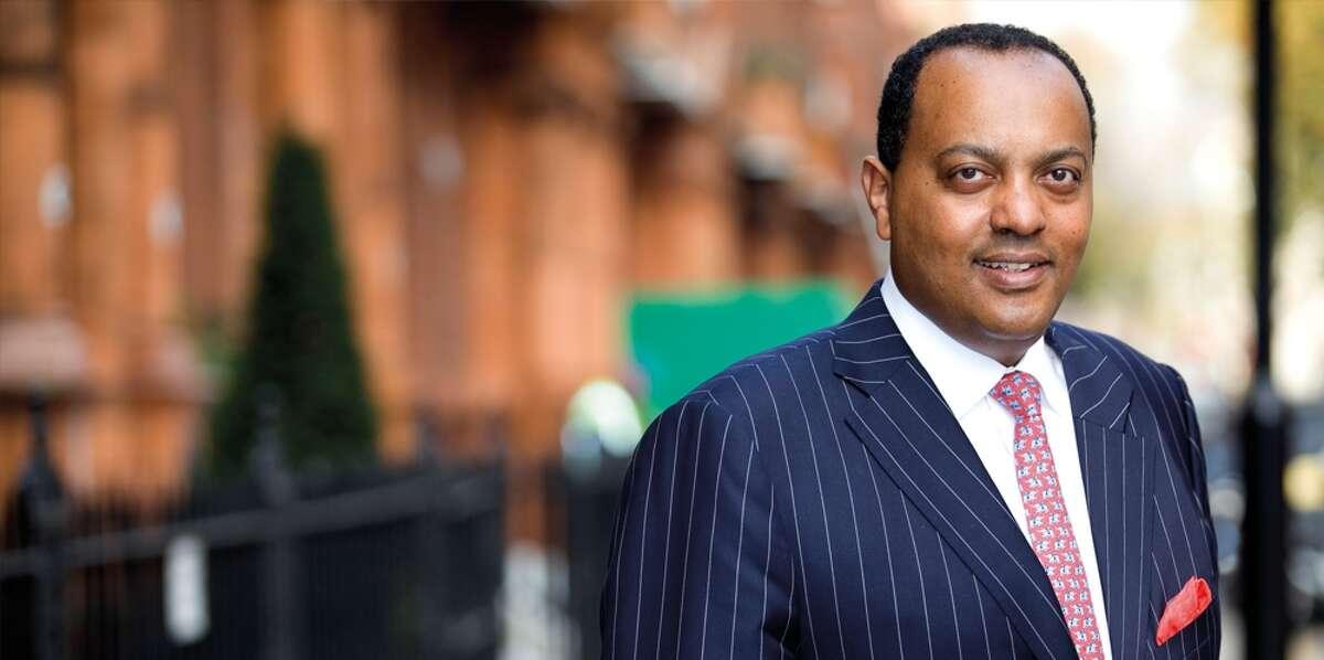 Tewodros Ashenafi, CEO of SouthWest Energy, says his Ethiopian oil company needs $100 million.