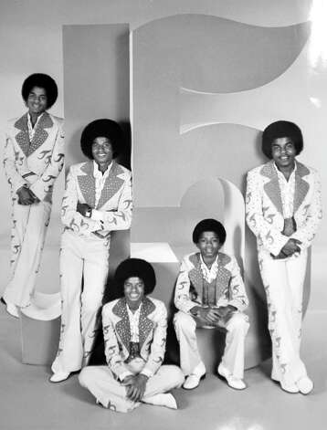 The Jackson 5 played the old Fairpark Coliseum in Beaumont