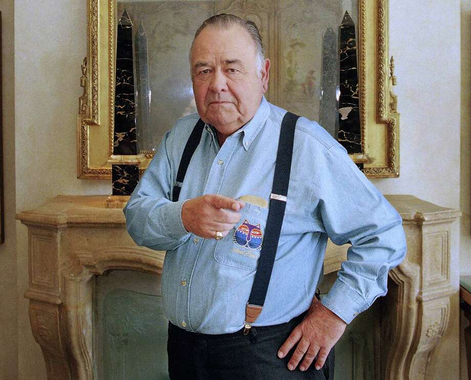 Jonathan Winters, seen in 1997, said his humor came from his mother, radio personality Alice Bahman. Photo: Damian Dovarganes, STF / AP