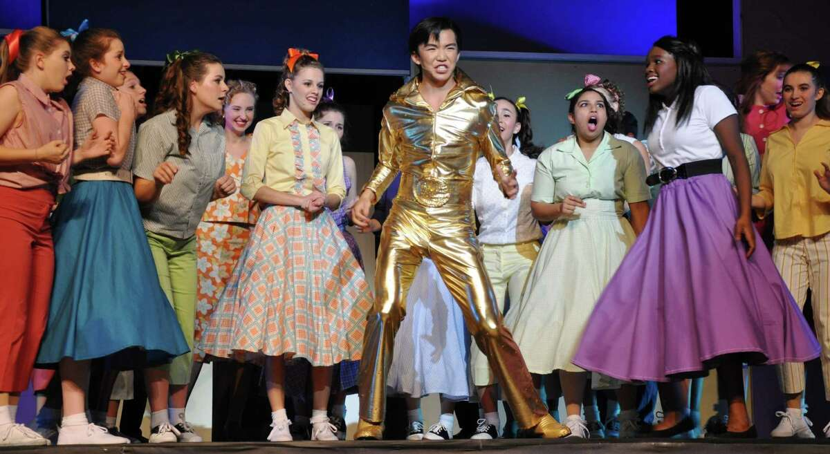 """The John Cooper School's November 2012 show """"Bye Bye Birdie"""" is up for seven Tommy Tune Awards."""
