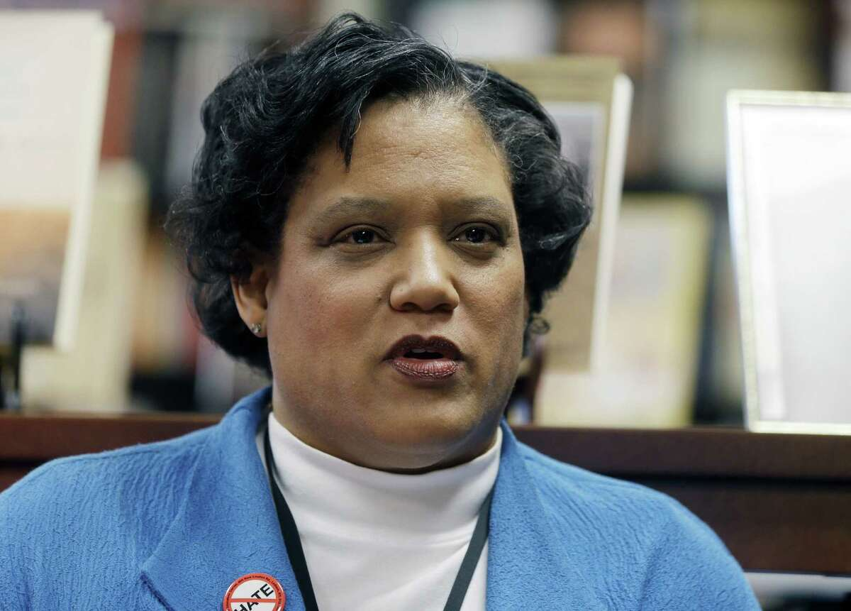 School leader Marguerite Vanden Wyngaard was displeased.