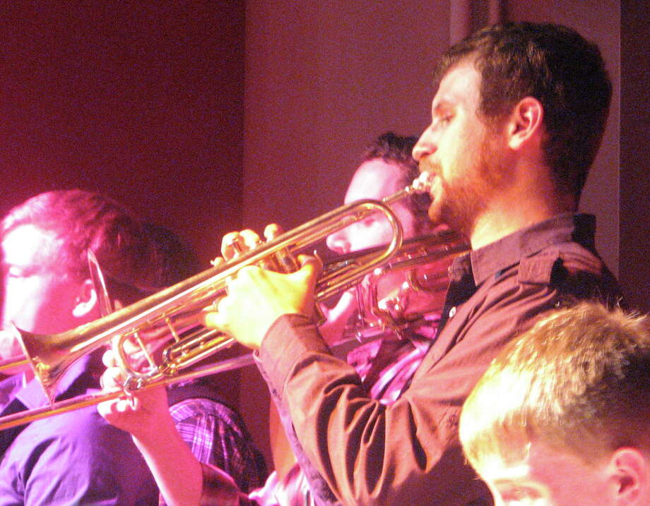 Were you Seen at the fourth annual Garage to Glory music competition at the College of St. Rose in Albany on Friday, April 12, 2013? Photo: Kaitlyn Jasnica