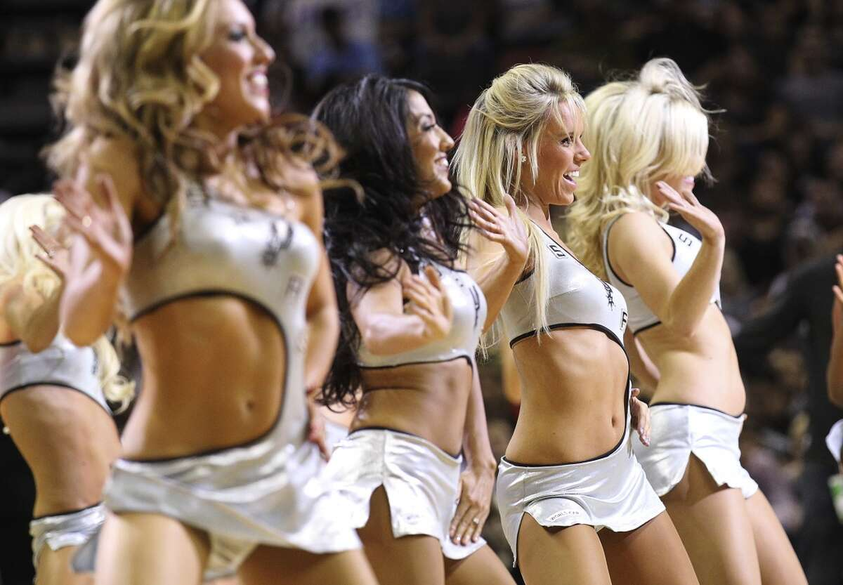 More than 100 young women showed up at Freeman Coliseum on Aug. 10 in the hopes of snagging one of the 19 spots on the Spurs' Silver Dancers drill team. After a rigorous audition process, the final team has been chosen. San Antonio, meet your new Silver Dancers!