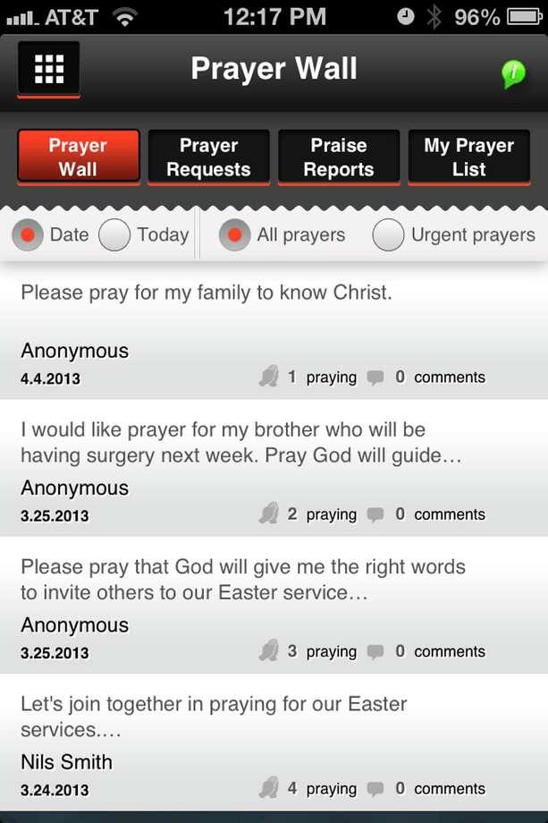 Church apps for Community Bible Church