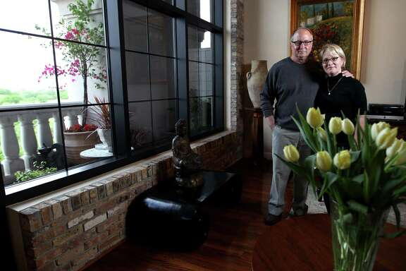 Bob and Pat Ballard didn't have to wait long to sell a West University home. Remodeled original West U homes are in high demand.