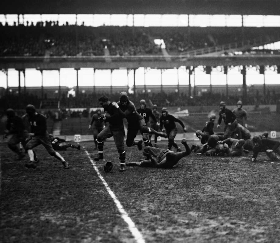 NFL:  Green Bay Packers, 1928-3329 games Photo: (AP Photo)