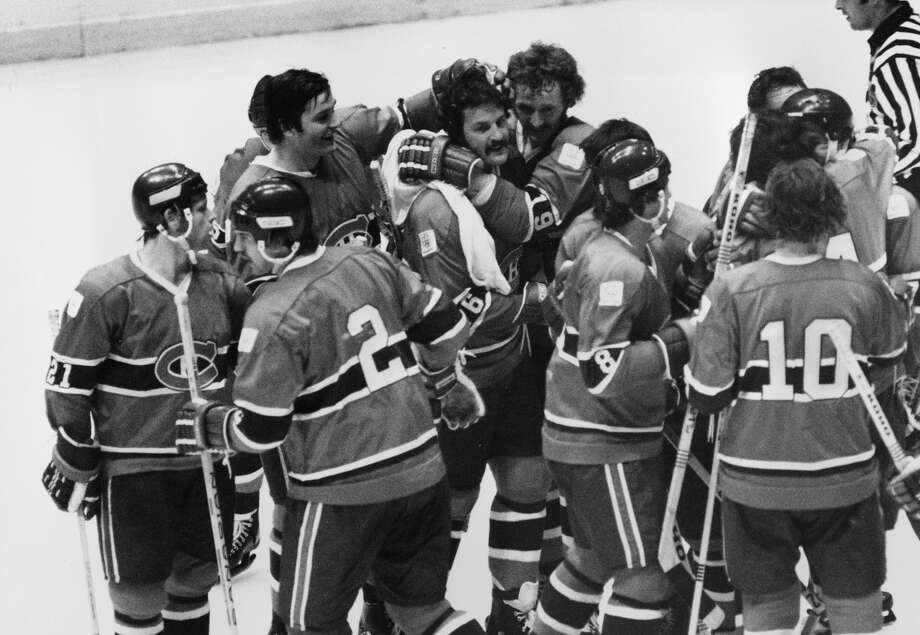 NHL: Montreal Canadiens, 1976-7738 games Photo: (AP Photo)