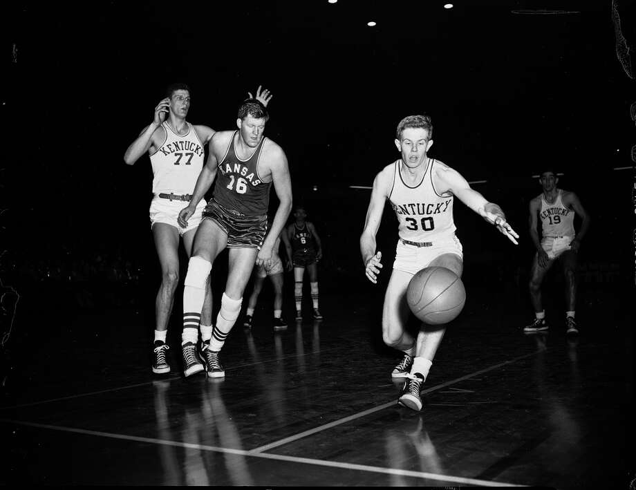 NCAA men's basketball: Kentucky, 1943-1955