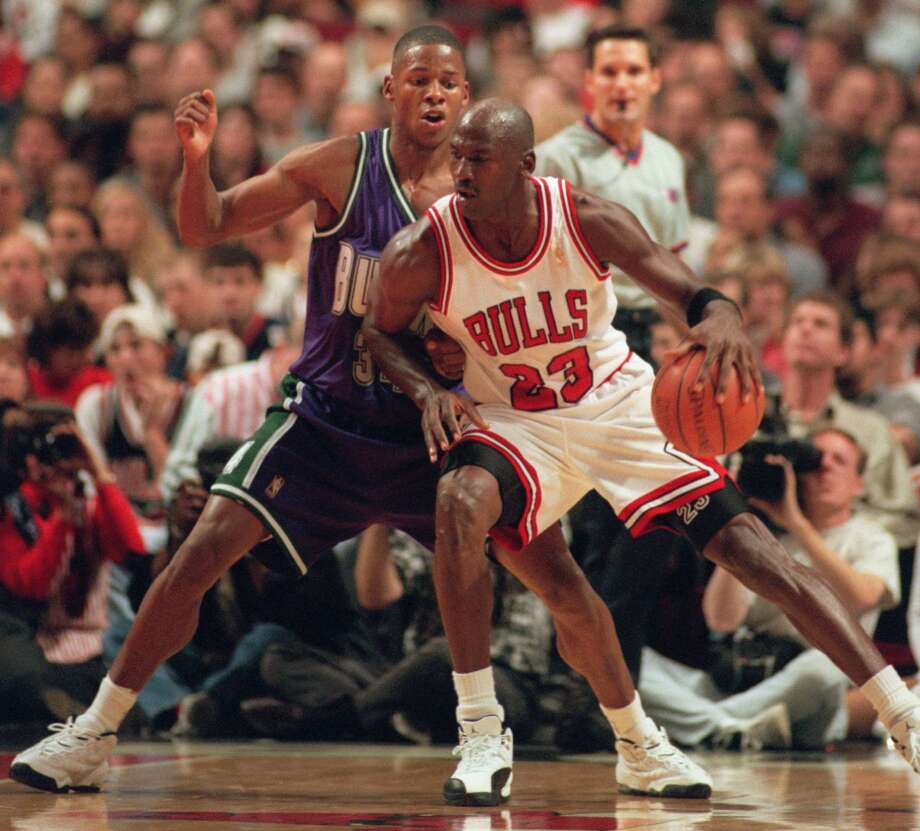 NBA: Chicago Bulls, 1995-9644 games Photo: AP Photo/Fred Jewell