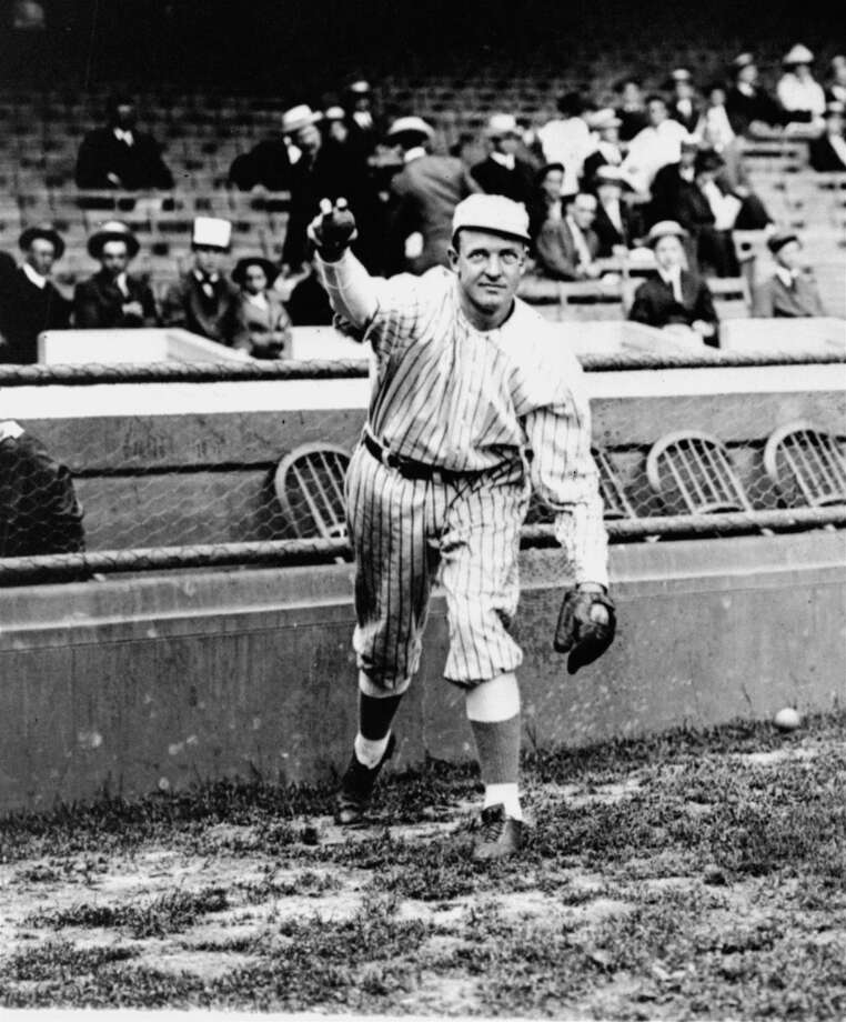 MLB:  New York Giants, 1916