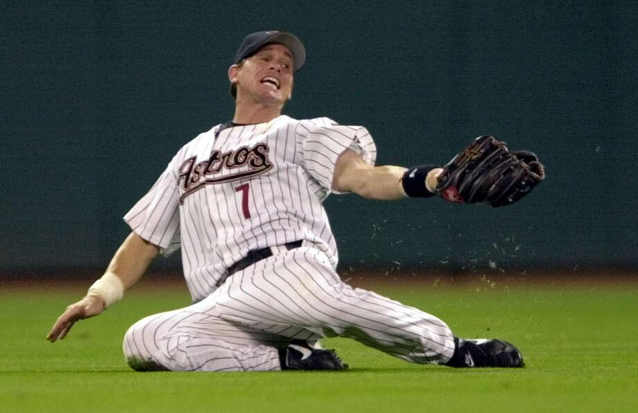 Astros: Aug. 23-Oct. 3, 2004 18 games    Photo: PAT SULLIVAN, AP / AP