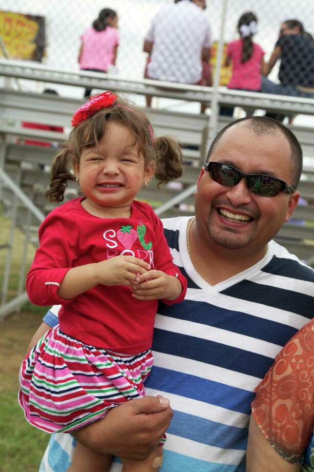 The 66th Poteet Strawberry Festival on Saturday, April 13, 2013, at the Poteet Strawberry Festival Grounds. Photo: Xelina Flores-Chasnoff,  MySA.com