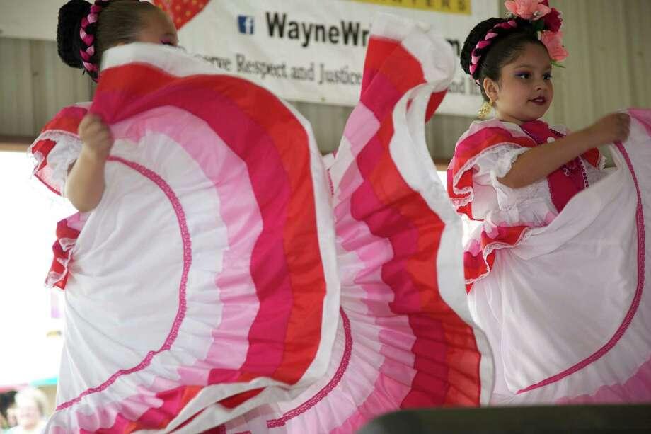 The 66th Poteet Strawberry Festival on Saturday, April 13, 2013, at the Poteet Strawberry Festival Grounds. Photo: Xelina Flores-Chasnoff, MySA.com