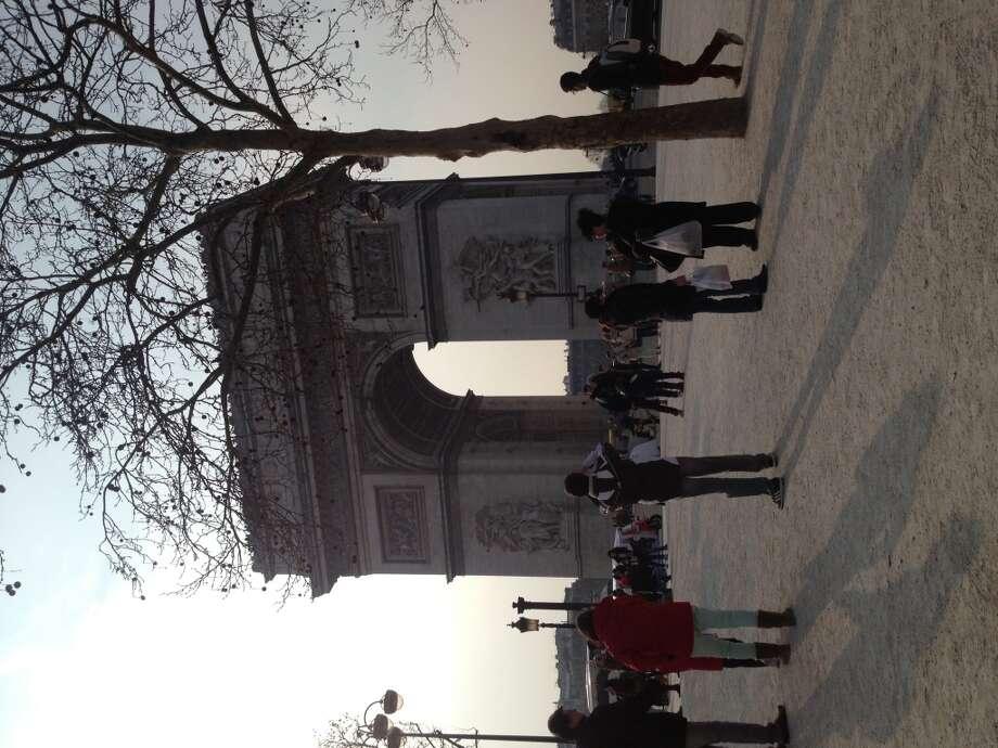 L\'Arc de Triomphe
