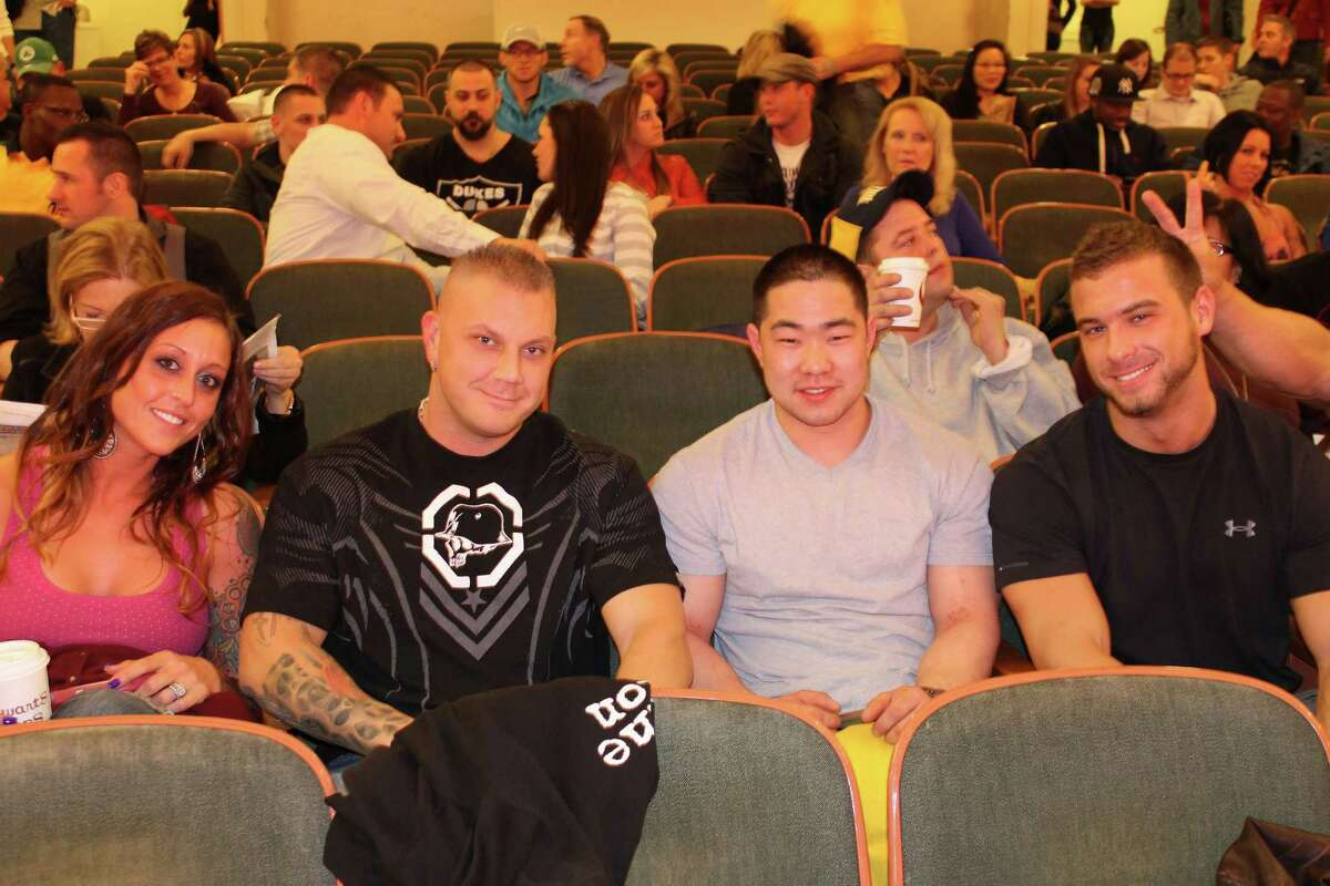 Were you Seen at the Metroland Drug-free Body Building and Fitness Championship held at Page Hall Theater on the downtown UAlbany campus on Saturday, April 13, 2013?