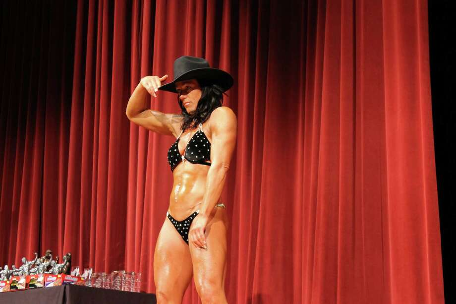 Were you Seen at the Metroland Drug-free Body Building and Fitness Championship held at Page Hall Theater on the downtown UAlbany campus on Saturday, April 13, 2013? Photo: Kaitlyn Jasnica