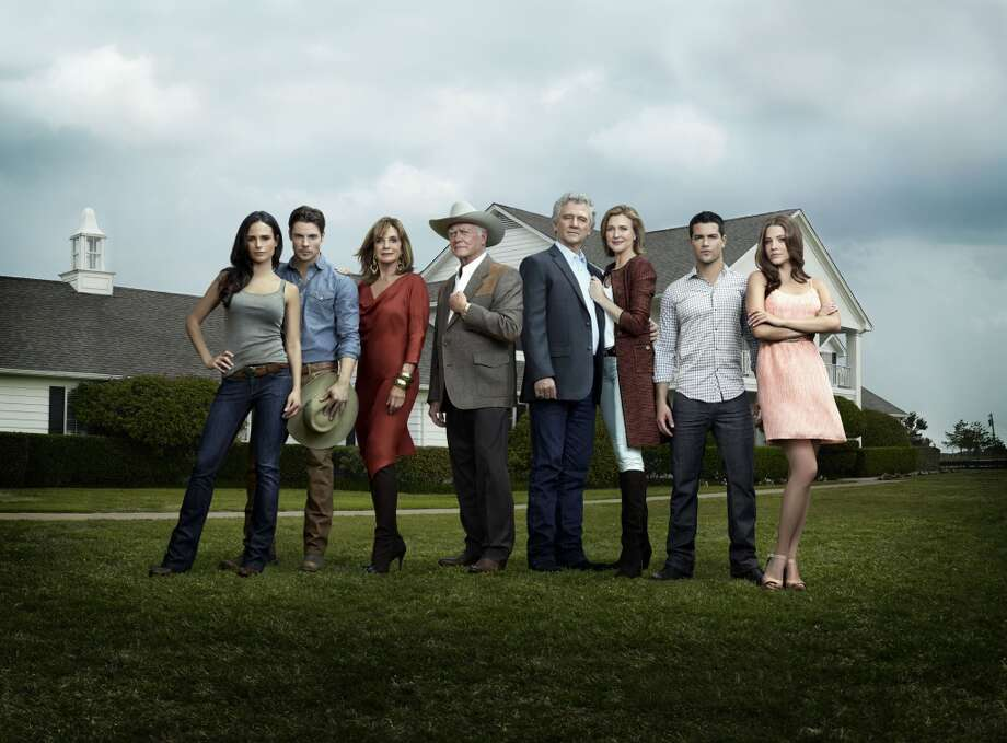 The whole Ewing clan unites to solve the mystery of \'Who killed J.R.?\' in two-part TNT finale.