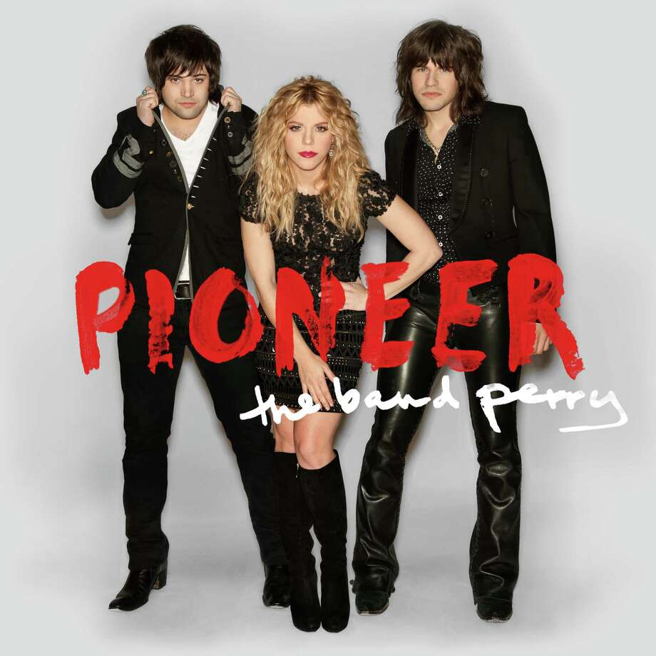 "This CD cover image released by Republic Nashville shows ""Pioneer,"" by The Band Perry. (AP Photo/Republic Nashville) Photo: Associated Press / Republic Nashville"
