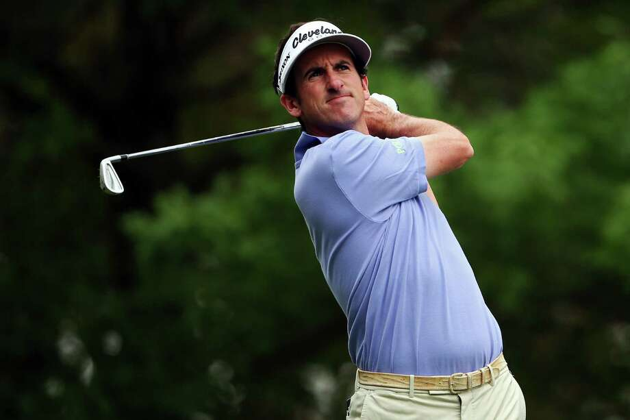 AUGUSTA, GA - APRIL 14:  Gonzalo Fernandez-Castano of Spain tees off on the fourth hole during the final round of the 2013 Masters Tournament at Augusta National Golf Club on April 14, 2013 in Augusta, Georgia. Photo: Mike Ehrmann, Getty Images / 2013 Getty Images