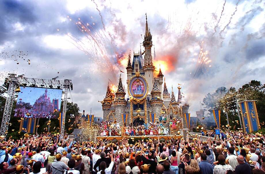 The Walt Disney Company scored 81.5, a small jump from 82.12 in 2013. It ranked among the top five for social responsibility, vision and leadership, and financial performance. Photo: Joe Burbank, AP