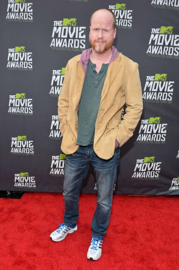 CULVER CITY, CA - APRIL 14:  Director Joss Whedon arrives at the 2013 MTV Movie Awards at Sony Pictures Studios on April 14, 2013 in Culver City, California.  (Photo by Alberto E. Rodriguez/Getty Images)