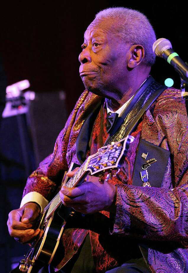 Were you Seen at the Massry Center for the Arts fifth anniversary celebration featuring B.B. King, at the College of Saint Rose, on Sunday, April 14, 2013? Photo: Joe Putrock/Special To The Times Union