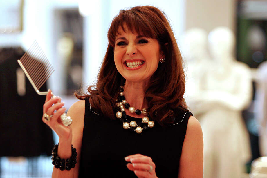 How would etiquette maven Diane Gottsman spend $3,000? Photo: San Antonio Express-News File Photo / © San Antonio Express-News